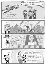 Mexicaniacs: Y si gana AMLO? by ZithKalin
