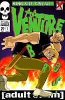 The Venture Bros. 1: Brock by BrentJS
