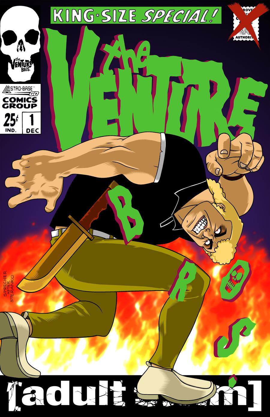 The Venture Bros. 1: Brock