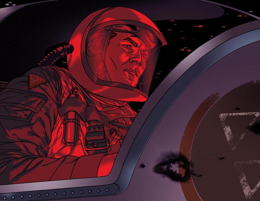 RETROSTAR - 'Ace' in the Cockpit EMERGENCY by BrentJS