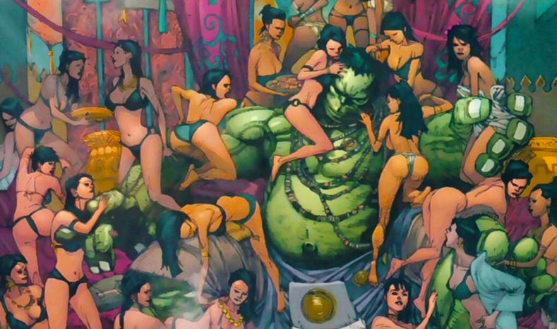 SDH - Hulk by BrentJS