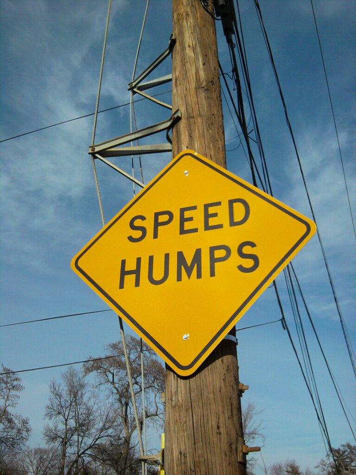 Speed .... Humps? by kixx27