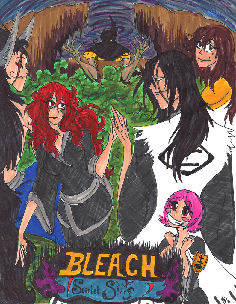 Bleach: Scarlet Scars by kixx27