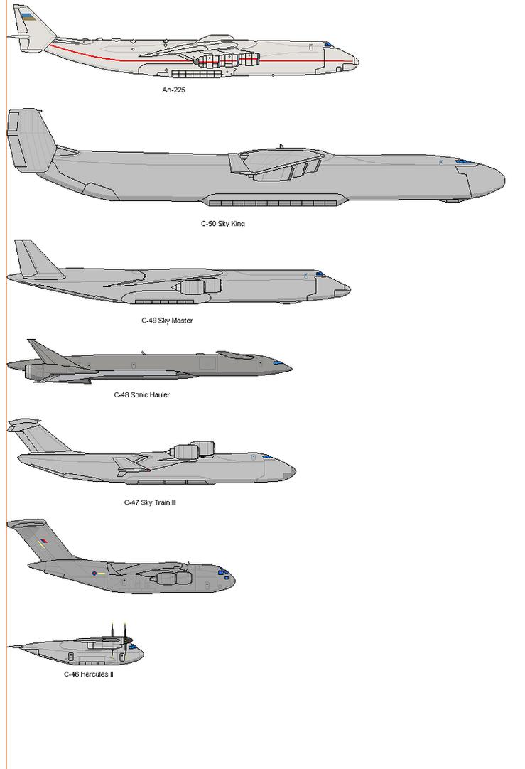 Belkan Cargo Planes By Demonlordrazgriz On Deviantart