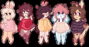 Bunny Adopts ( CLOSED )