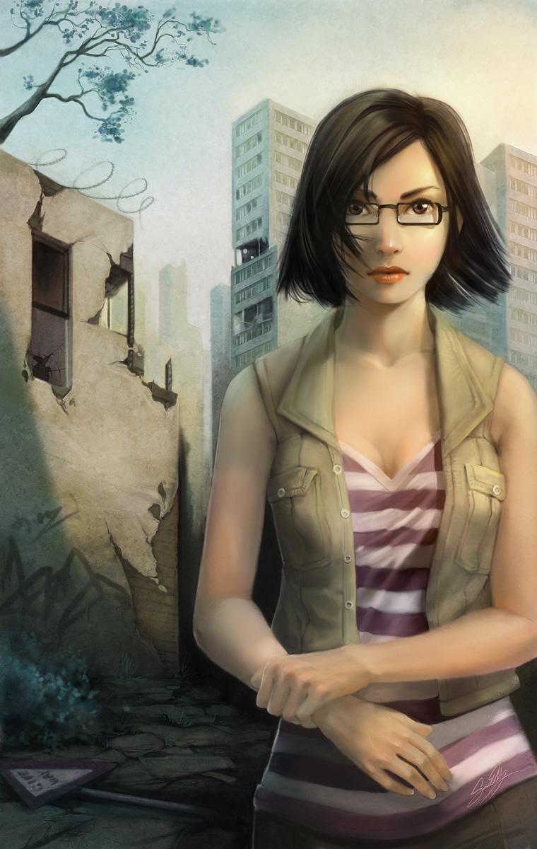 'Ruin' Cover by artsangel