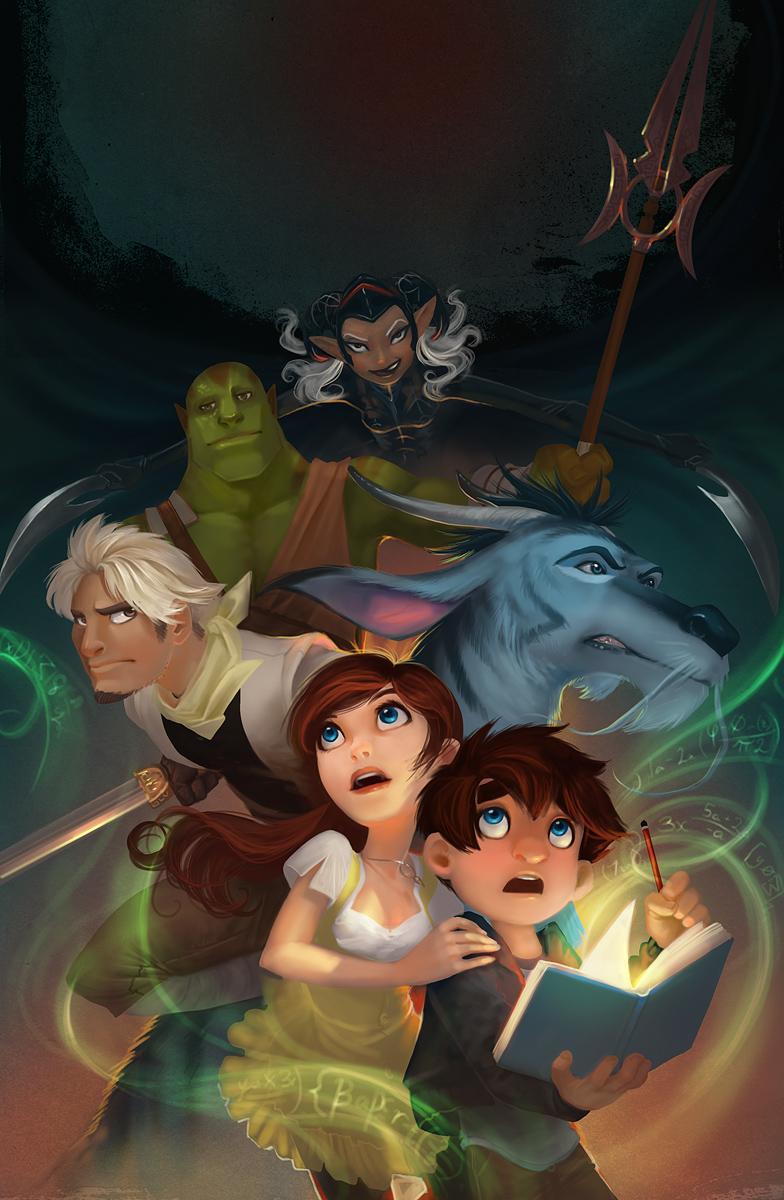 Finding Gossamyr 1 Cover Art by artsangel