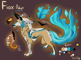 Fiox Auction CLOSED by DemThree-Adopts