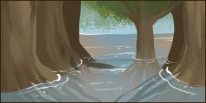 Mangrove Exhibit by whispen