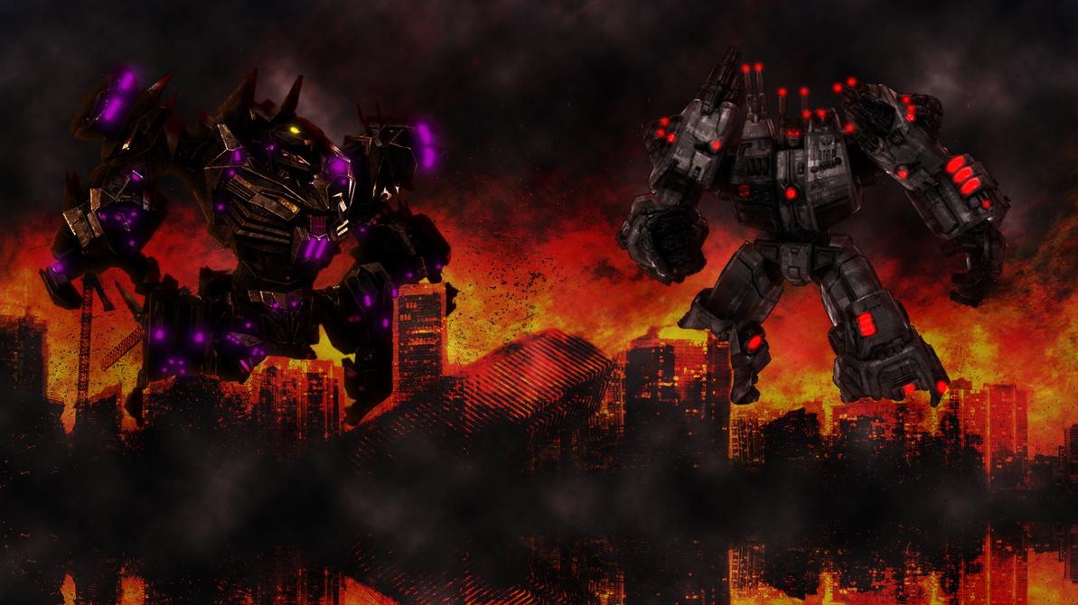 transformers 2 devastator by crossdominatrix5 on - 1192×670