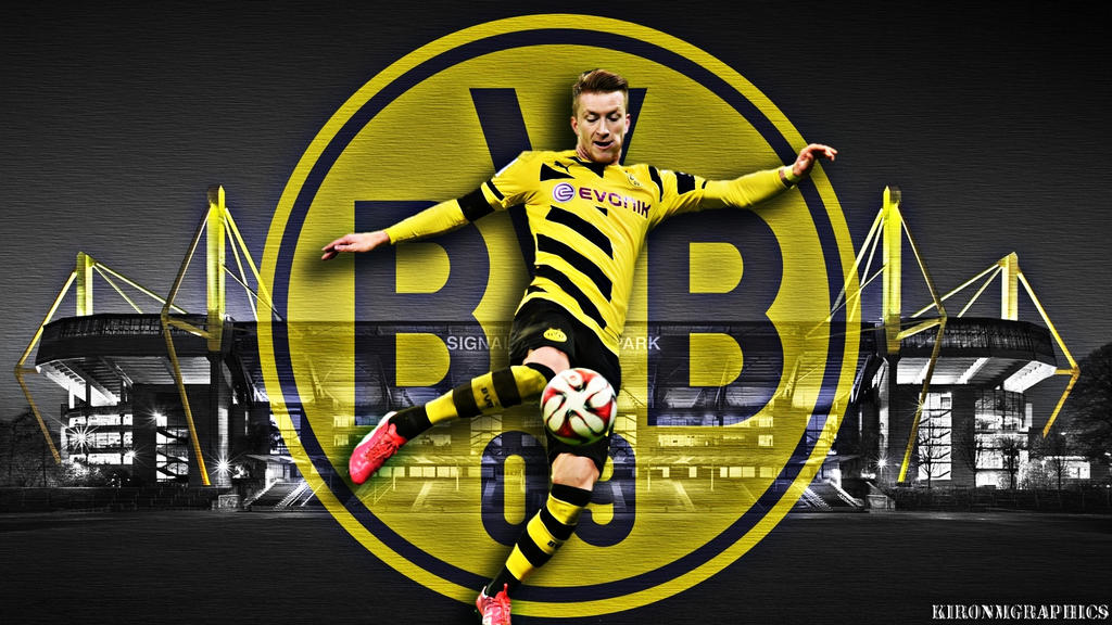 Marco reus wallpaper by kironmgraphics on deviantart marco reus wallpaper by kironmgraphics voltagebd Images