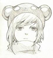 Sketch Commission  - Silvo by 0Jichan