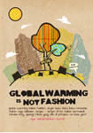 global warming is not fashion