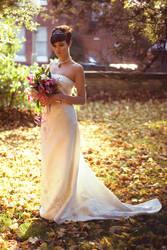 Bridal test shoot7 by dancingperfect