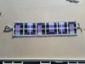 Purpleplaid by KyoukiSumeragi