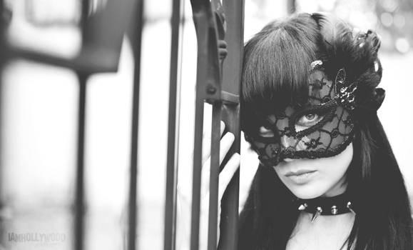 Its a Dark Masquerade