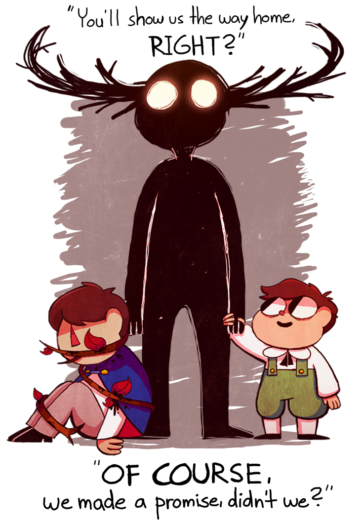Over The Garden Wall By Caramelkeks On Deviantart