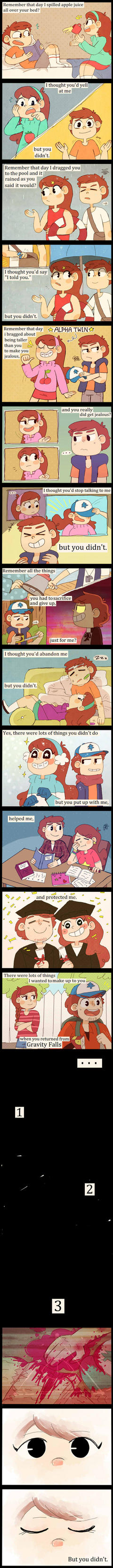 But you didn't by Caramelkeks