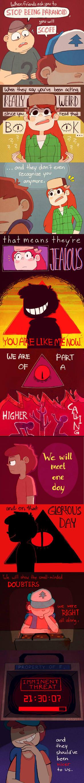 Certificate of mystery by Caramelkeks