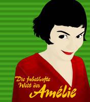 Amelie Poulain - Vetor by amandassuncao