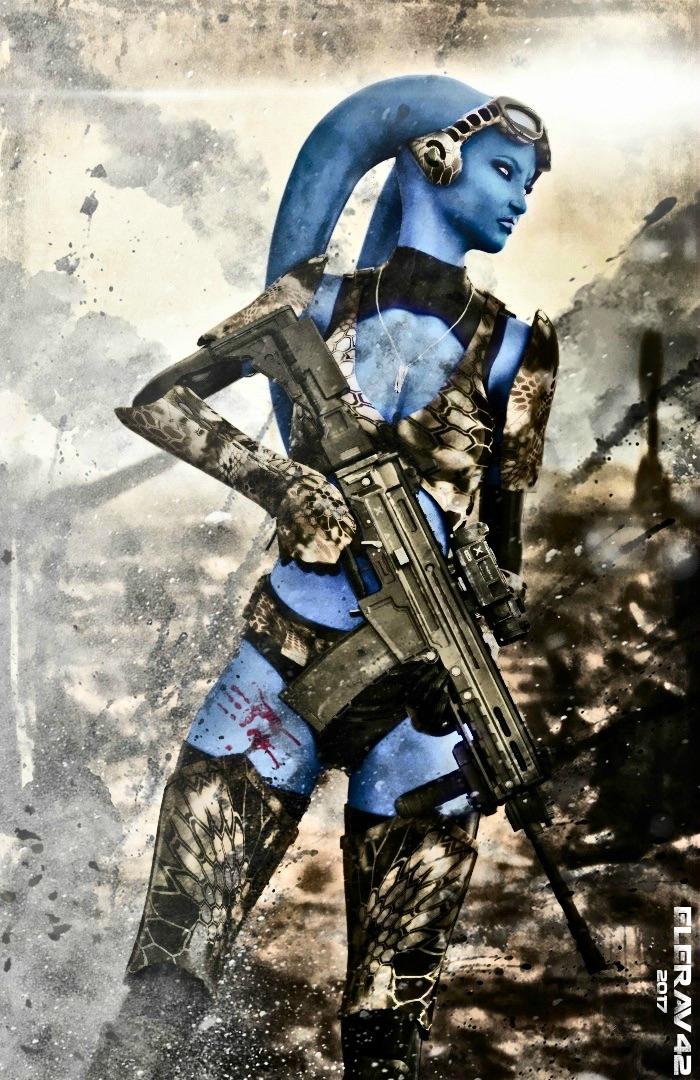 Soldier FRL by elerav