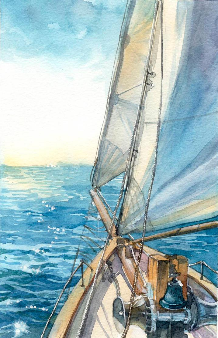 Sea... by Sukhotskaya