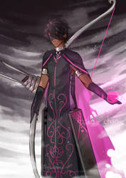 Arjuna Alter by korkani