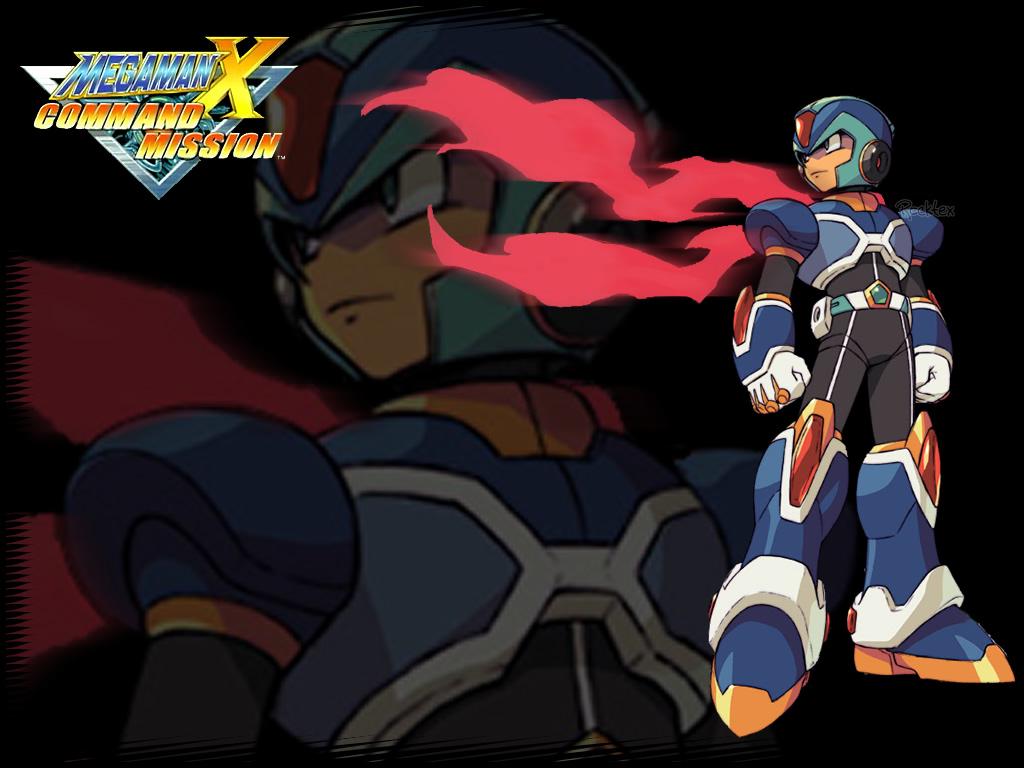 Megaman command mission hentai