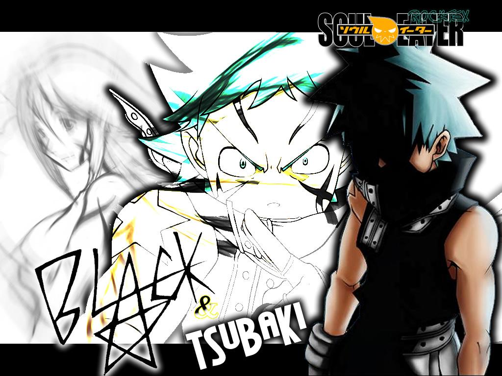 Black Star N Tsubaki by Rockte