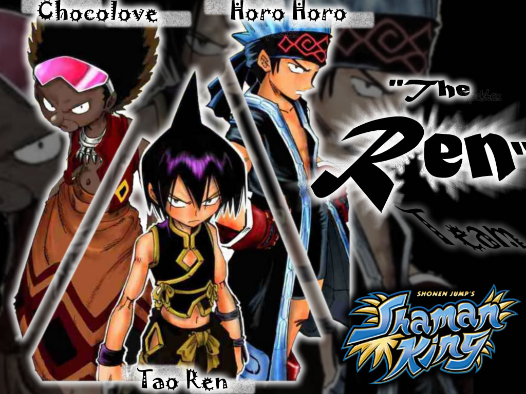 Shaman King Teams