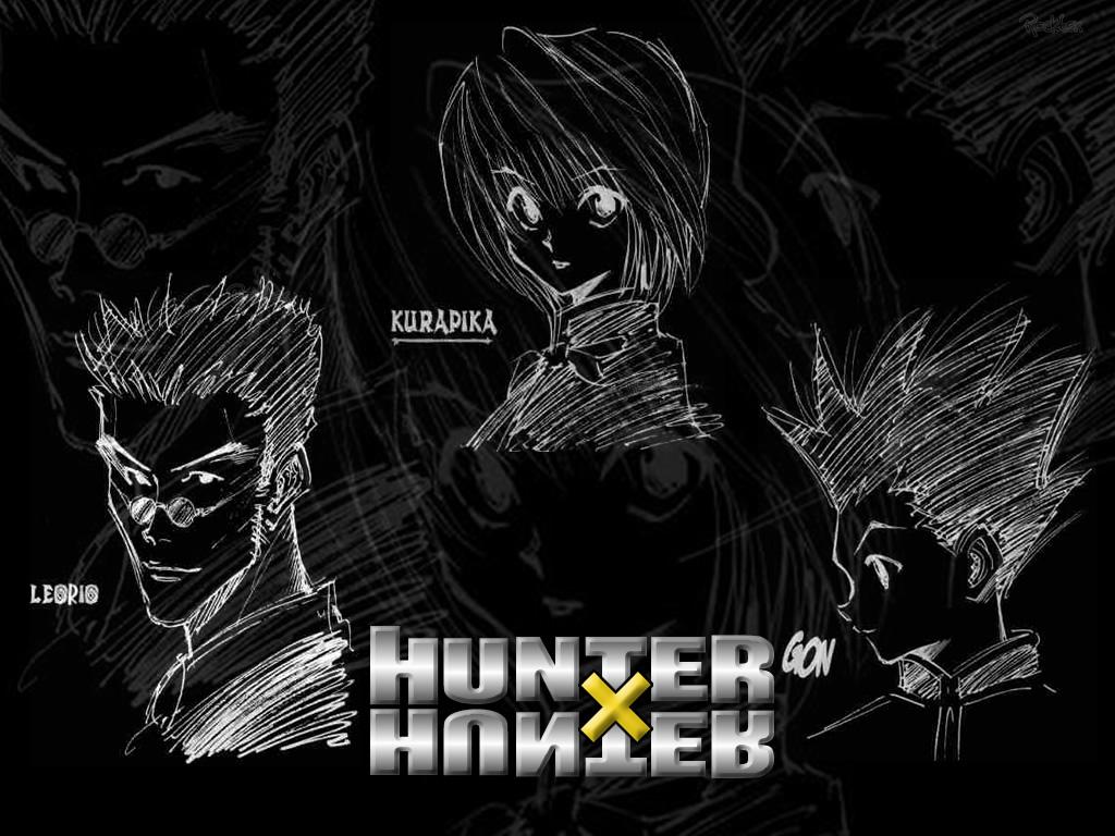 Hunter X Hunter By Rockte On Deviantart