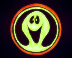 Filmation Ghostbuster Logo by devilmanozzy