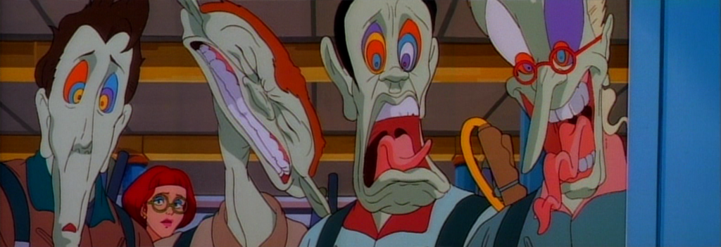 The Real Ghostbusters are Sick (Collage) by devilmanozzy