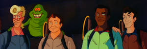 Victory for The Real Ghostbusters (Collage)