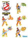 Ecto-Glow Illustration Art Collection