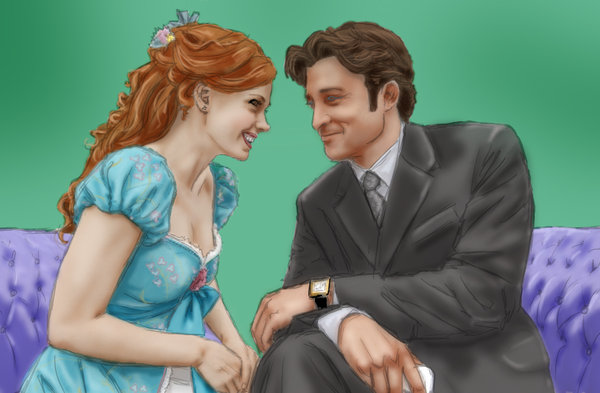 Giselle and Robert by Enchanted-Club on DeviantArt
