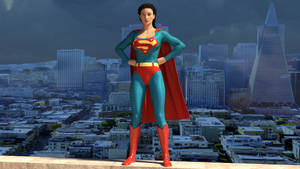 Superwoman promo 03 by rustedpeaces