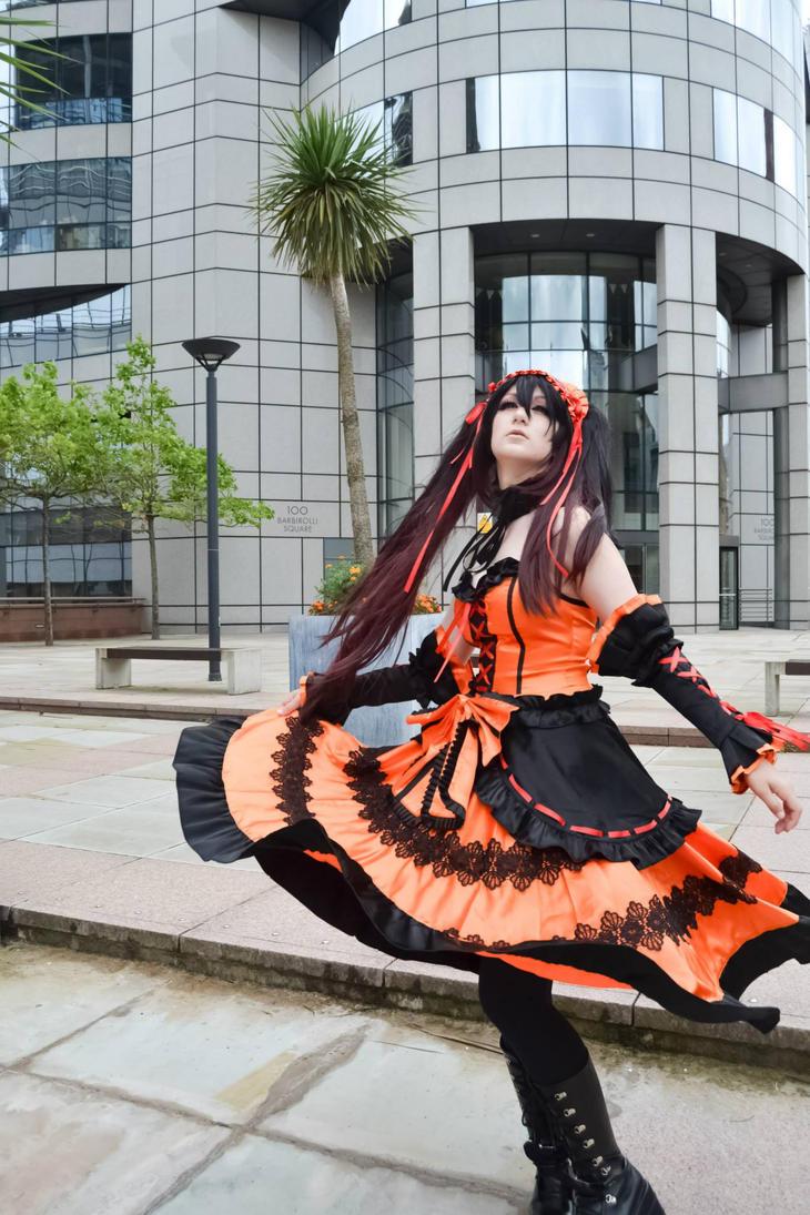 a kurumi cosplay live Date