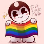 Bendy LGBTTTIQ+ flag