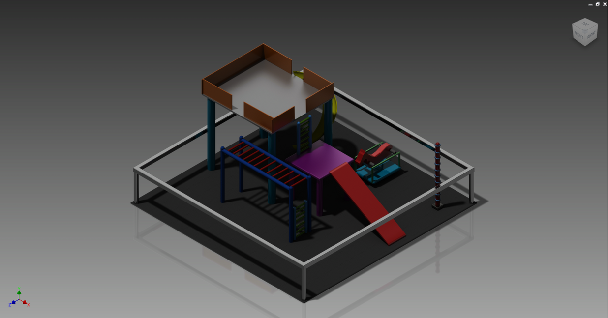 GTT Playground Render (View 1) by ChromeFusion44