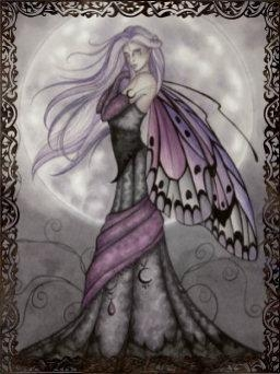 Darke Faerie by LexyM12
