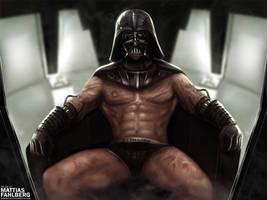 Darth Vader by MattiasFahlberg