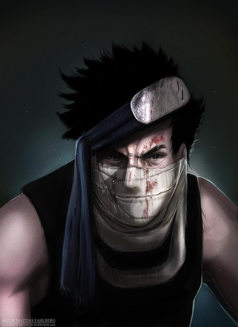 |Naruto| Hidden Mist Demon