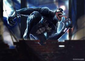 Venom by MattiasFahlberg