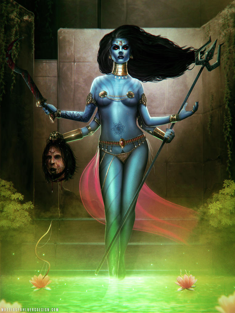 Best Maa Mahakali HD Images for free download