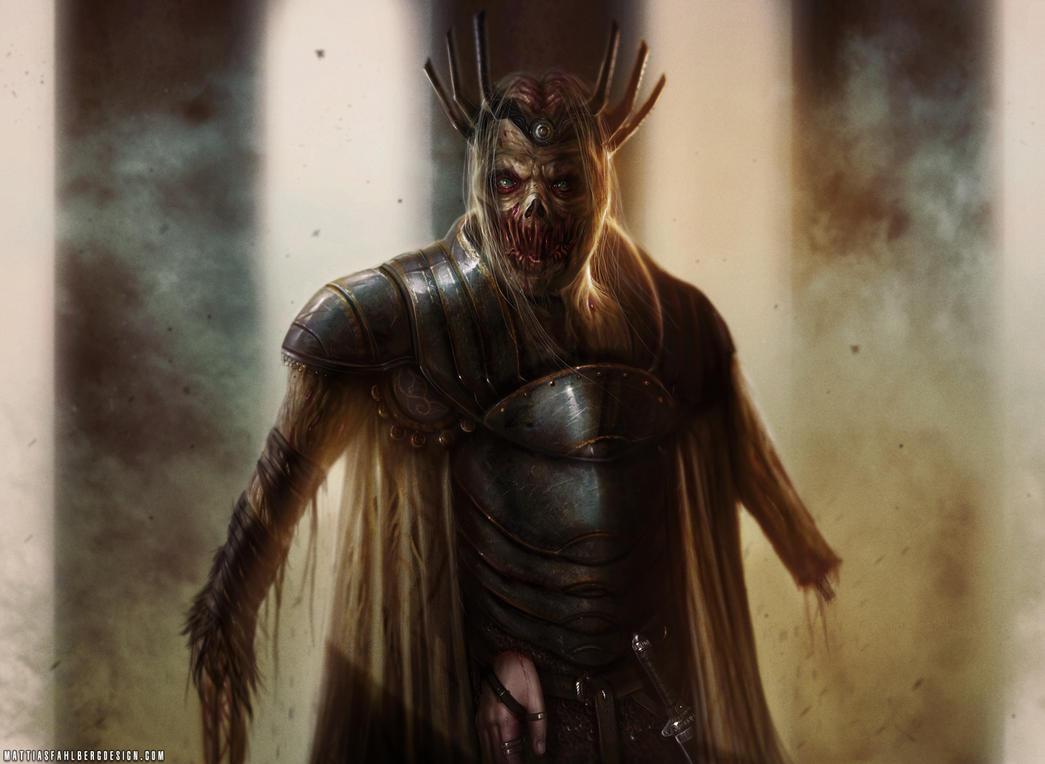 Restless King by MattiasFahlberg