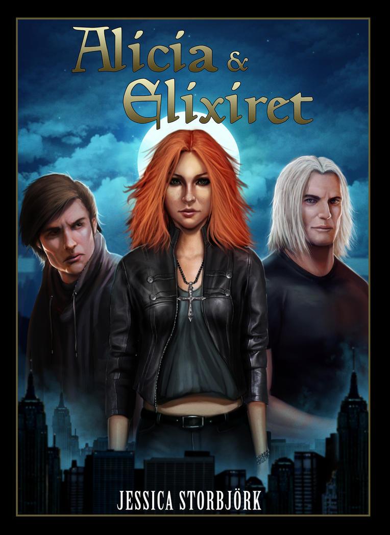 Alicia  och Elixiret by MattiasFahlberg