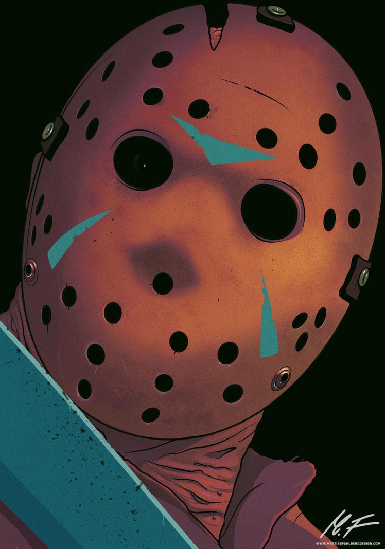 Jason by MattiasFahlberg