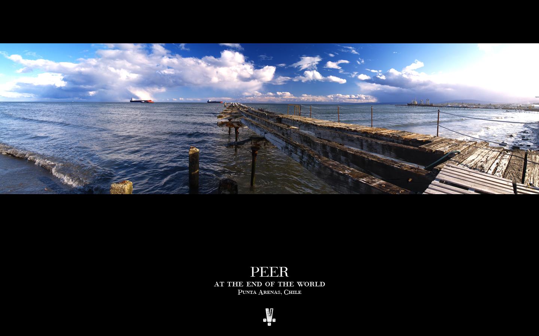 peer at the end of the worlds by MrVERTIGO