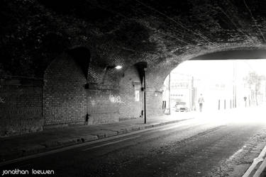 Tunnel by Lions4thDimension